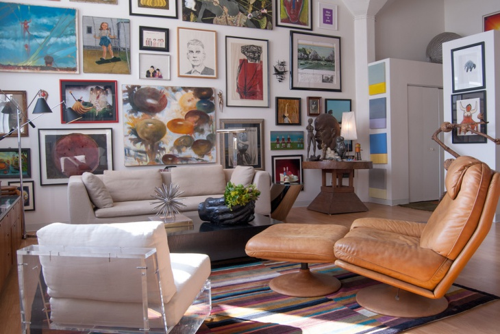 decorative fabric wall art
