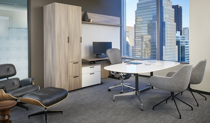 private office renovation idea