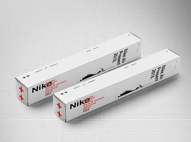 White Cardboard Box PSD Mockup