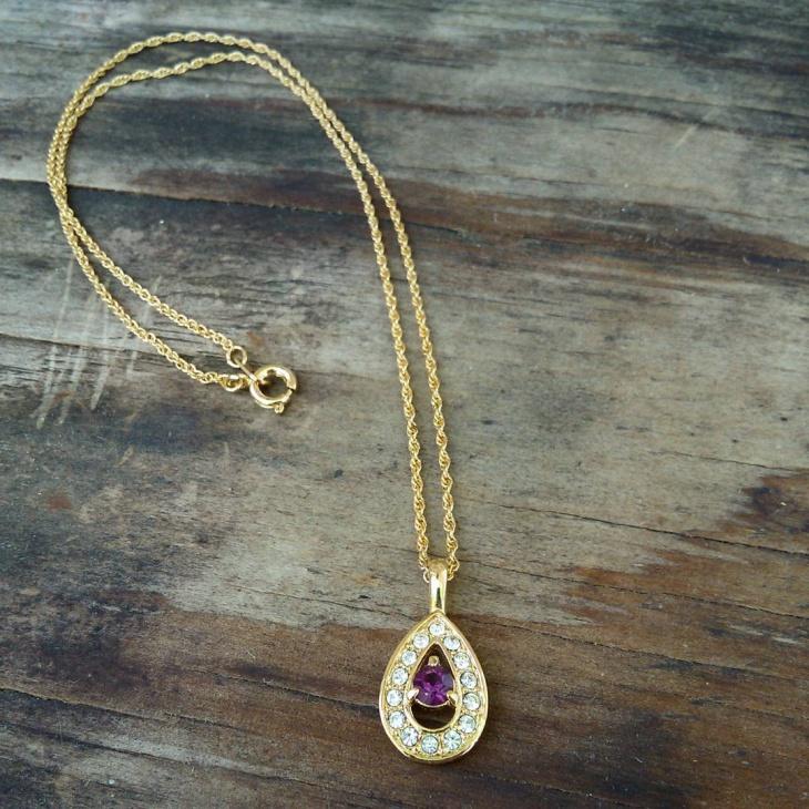 vintage pendant design idea
