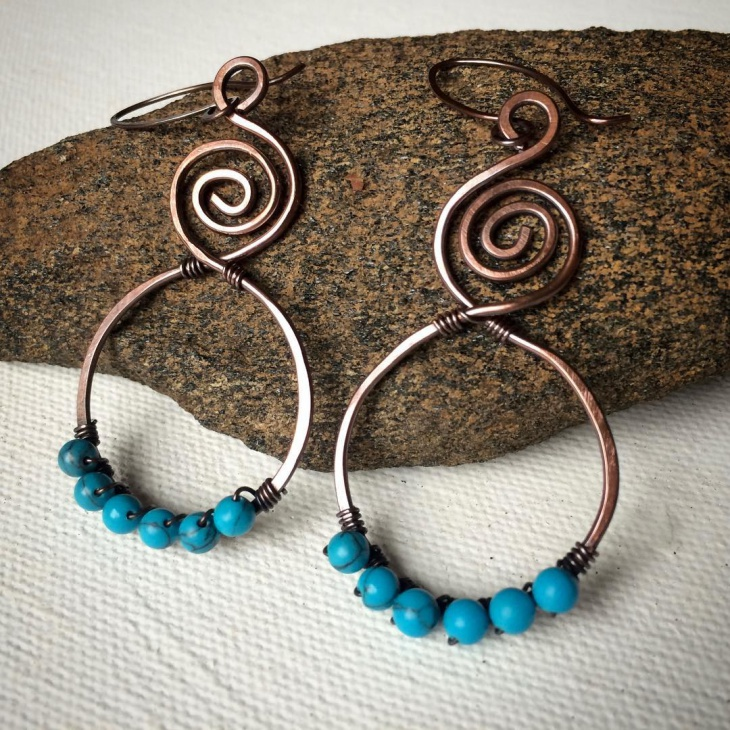 21 Wire Jewelry Designs Ideas Design Trends Premium