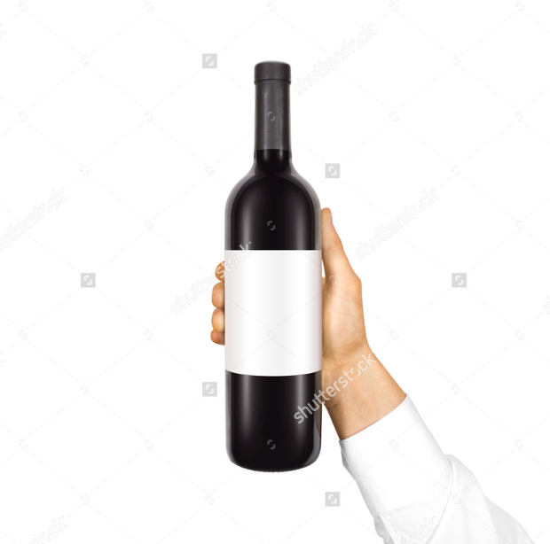 bottle-white-label-sticker-mockup