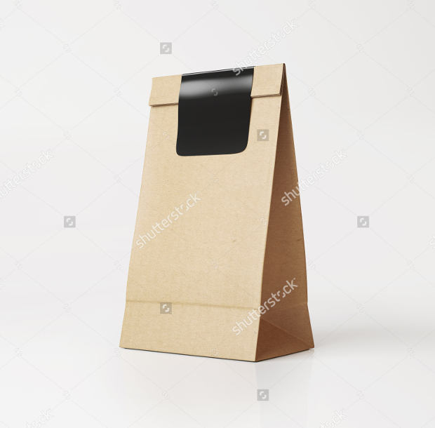 vintage-paper-bag-black-sticker