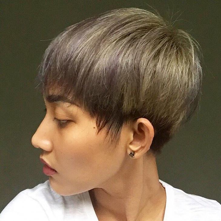 Pixie Bowl Haircut Idea