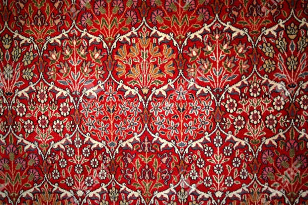 turkish carpet pattern design