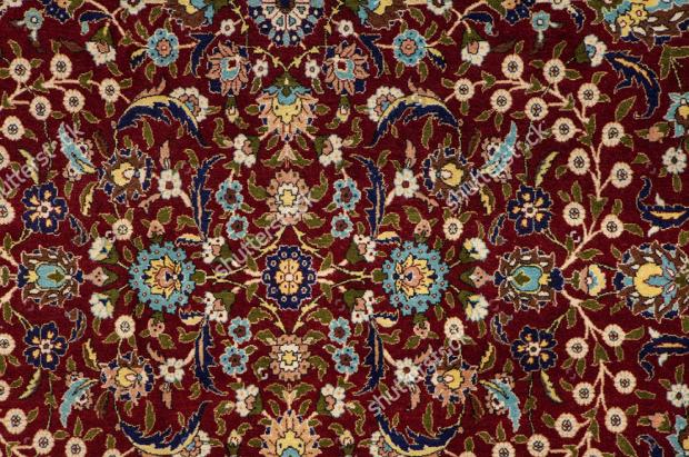Ethenic Carpet Pattern