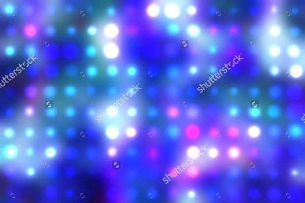 high resolution blurred dot pattern