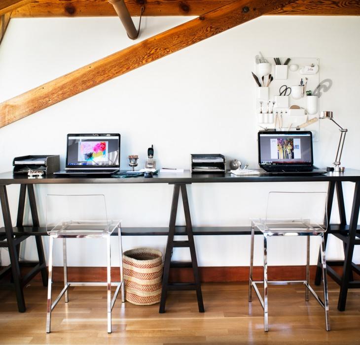 tinny tech office interior design
