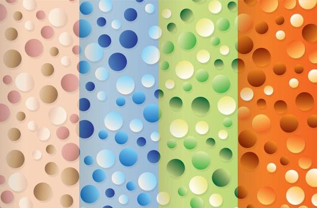 pearl dot patterns