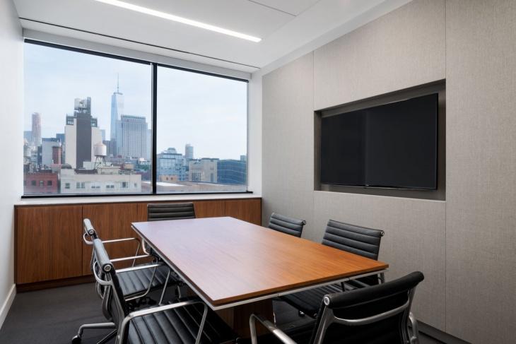 private tech office design