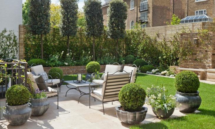 urban garden architecture