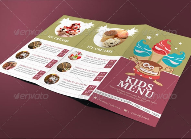 Nutrition Brochures  Free Psd Ai Indesign Vector Eps