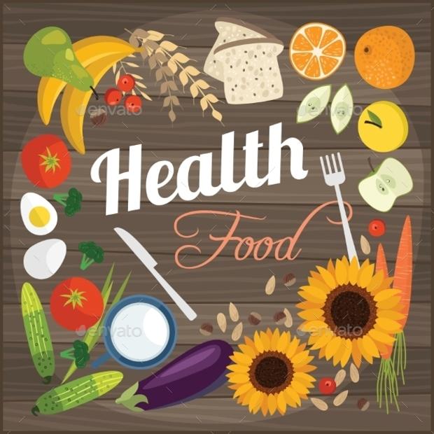 diet food brochure