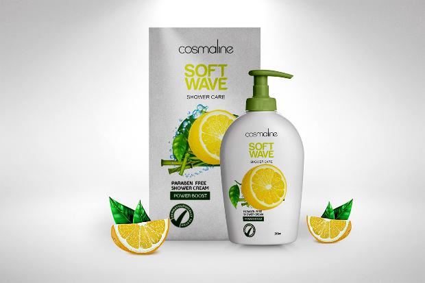Shower Shampoo Bottle Mockup
