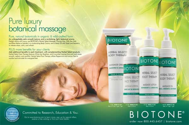 Spa Products Brochure
