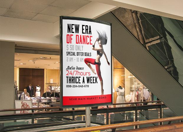 Dance & Fitness Coaching Banner