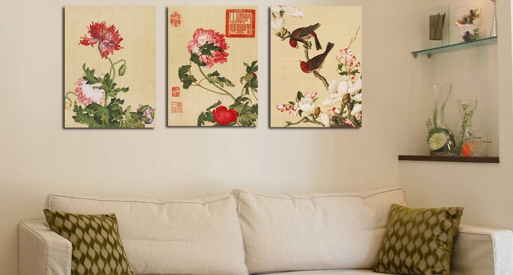 Chinese Wall Art Designs