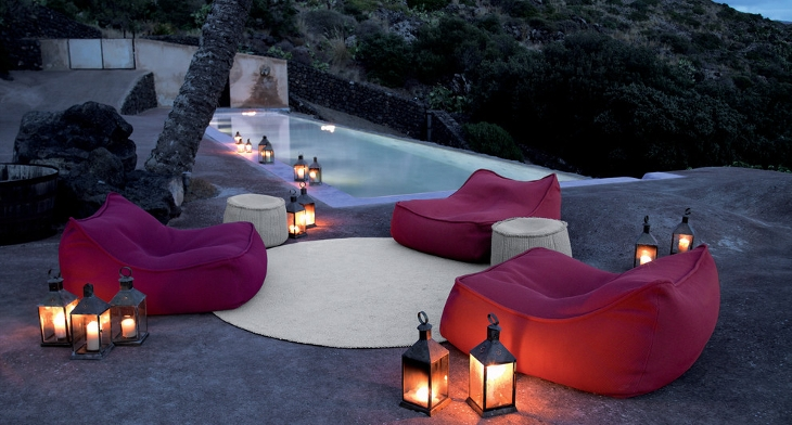 20+ Outdoor Lighting Designs, Ideas   Design Trends - Premium PSD ...
