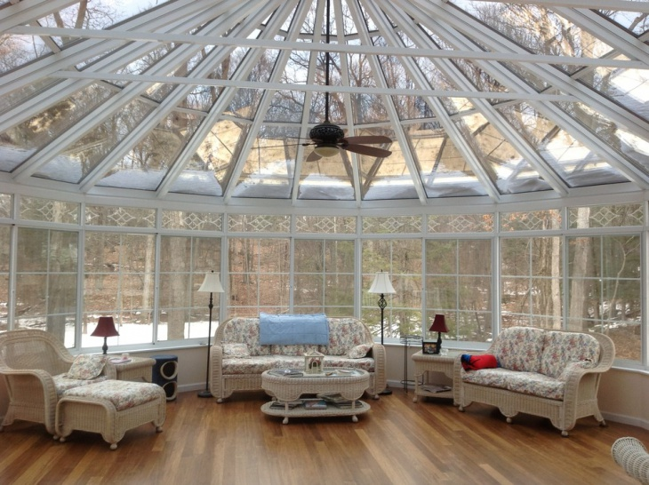 20 Modern Sunroom Designs Ideas Design Trends