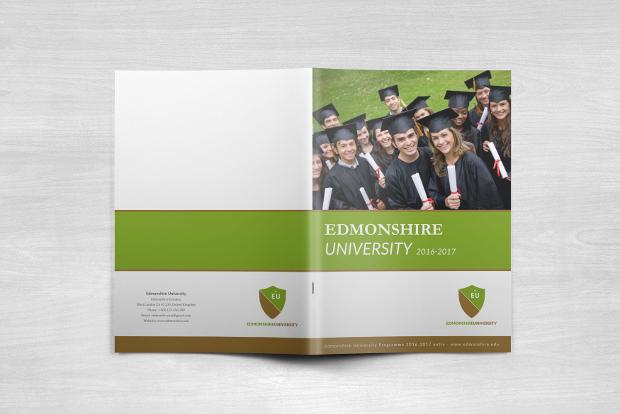20  graduation brochures