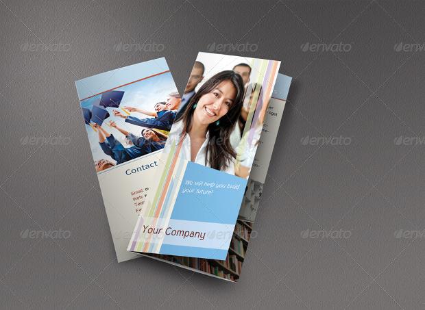 Colorful Graduation Brochure