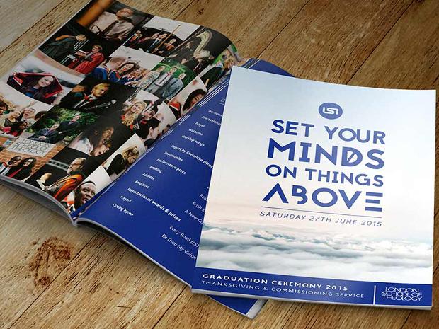 LST Graduation Brochure