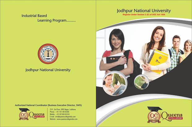 College Graduation Vector Brochure