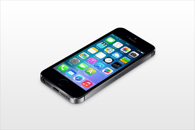 Responsive iOS App Mockup