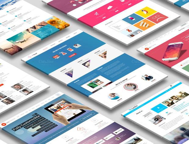 17+ App Screen Mockups - PSD Download | Design Trends - Premium ...