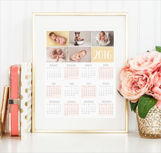 Photography Marketing Calendar