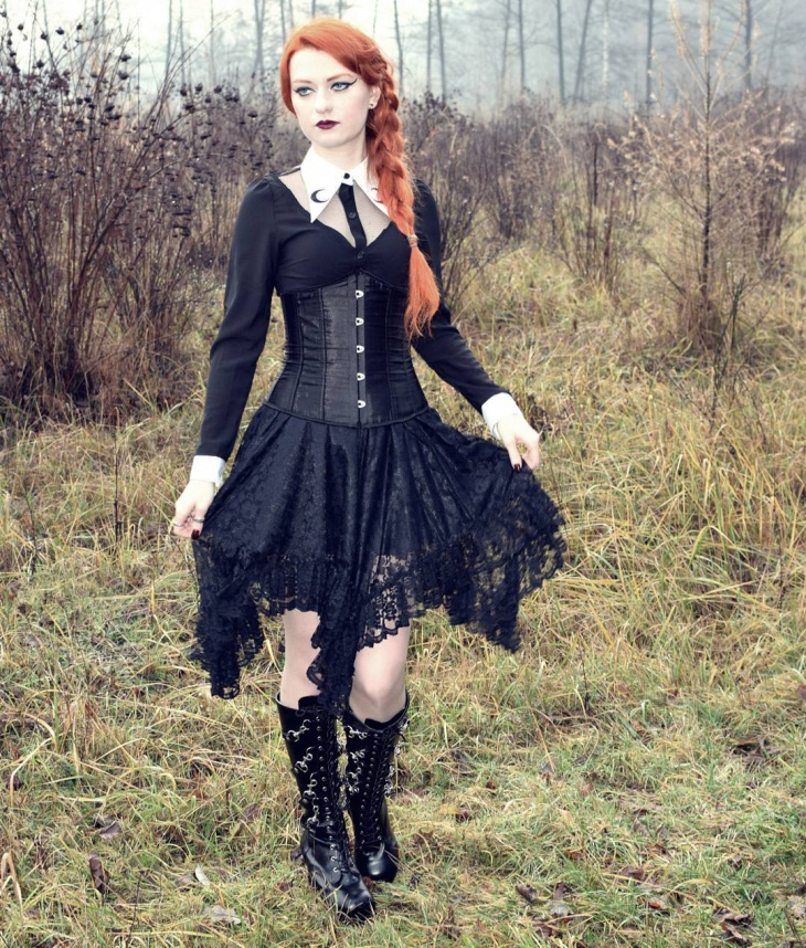 Grunge Gothic Outfits
