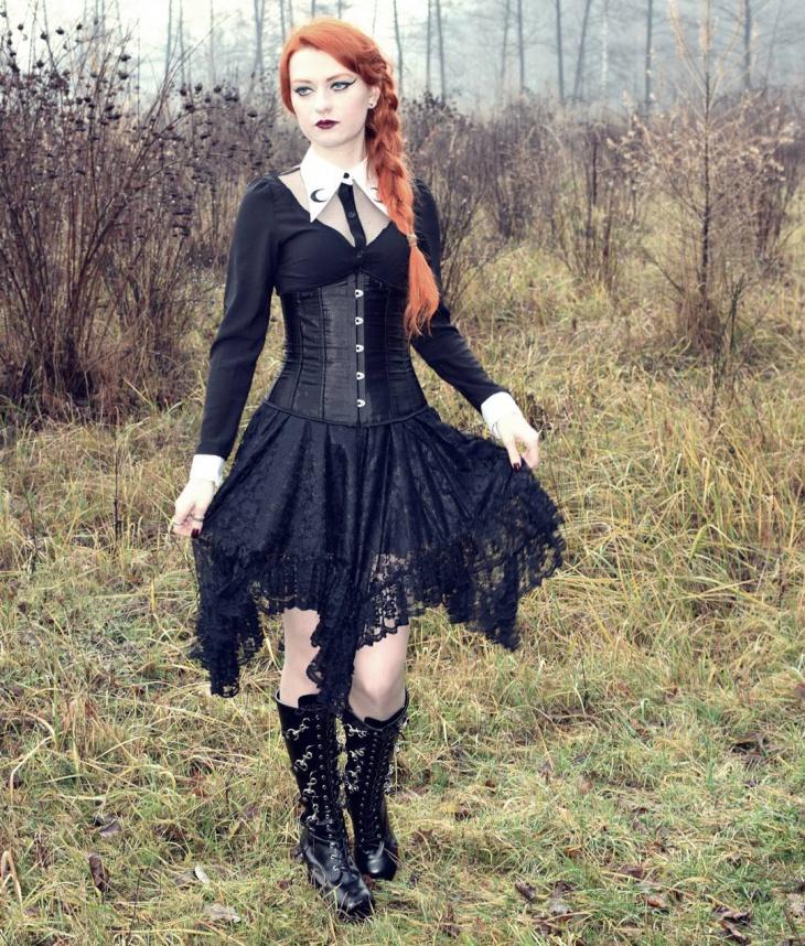 21+ Gothic Outfit Designs Ideas | Design Trends - Premium PSD Vector Downloads
