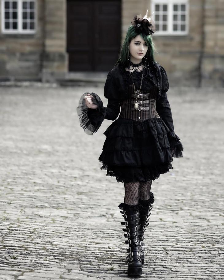 Goth Boots Idea