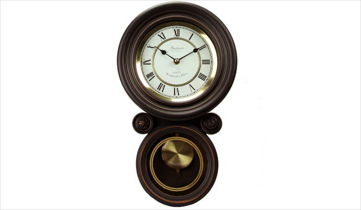 Contemporary Pendulum Wall Clock