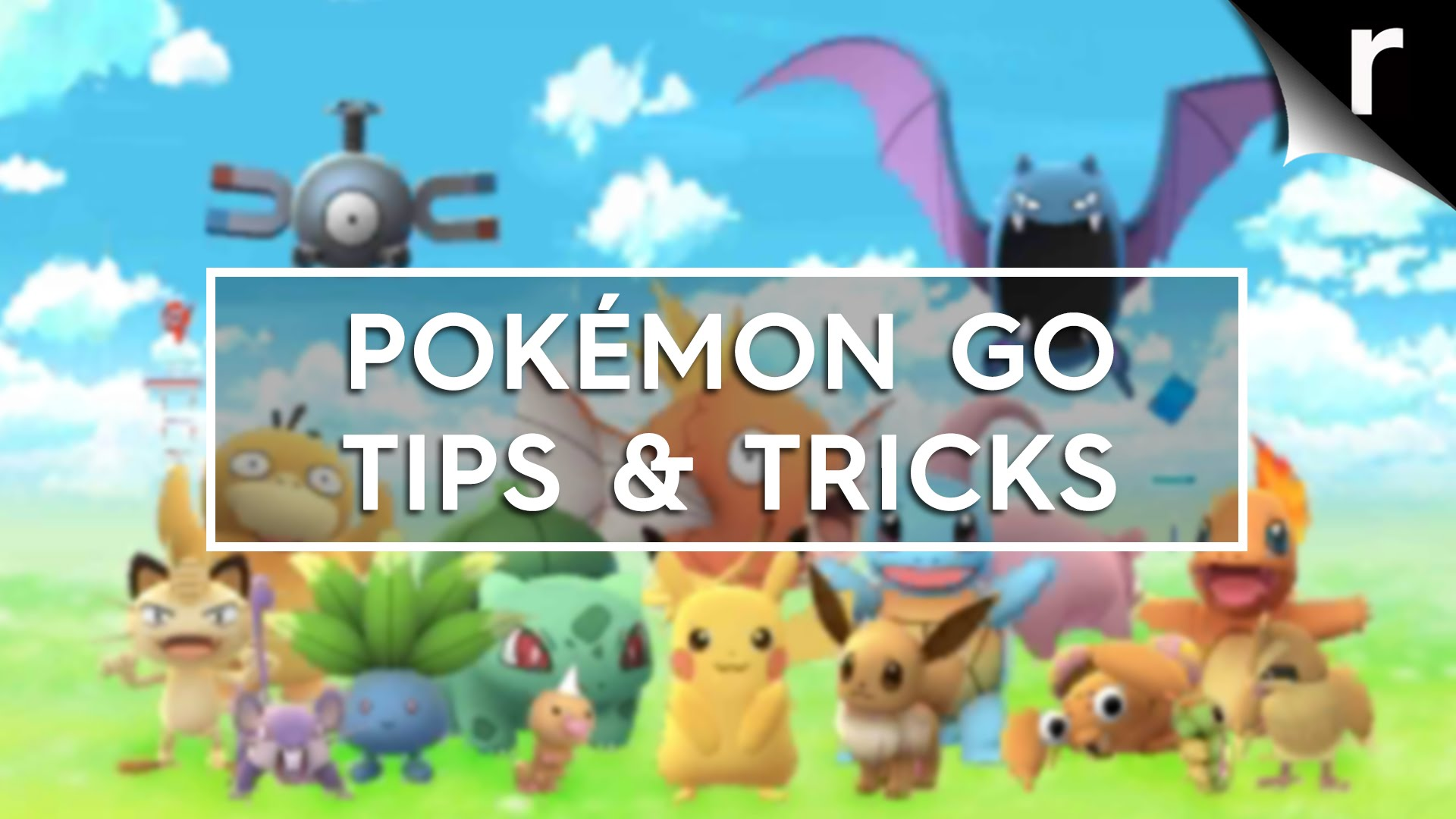 Pokémon GO Tips & Tricks