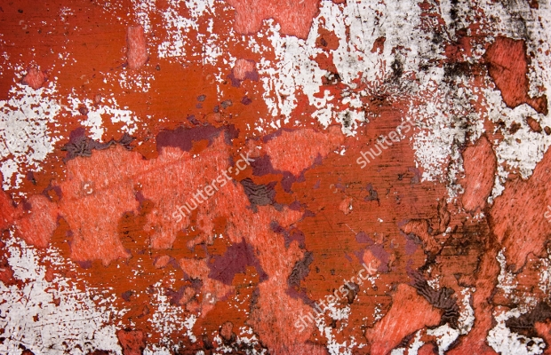 red and white gritty texture