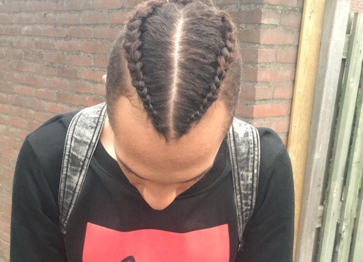 18 Men Braided Hairstyle Ideas Designs Haircuts