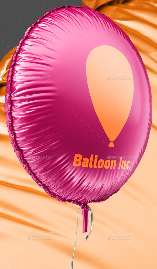 15 Ballon Mockups Free Editable Psd Ai Vector Eps
