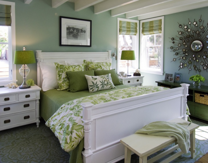 Sage Green Bedroom Walls