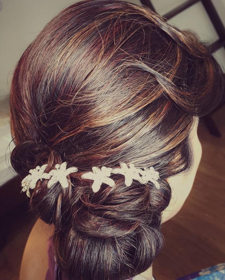 Chignon Classy Hairstyle