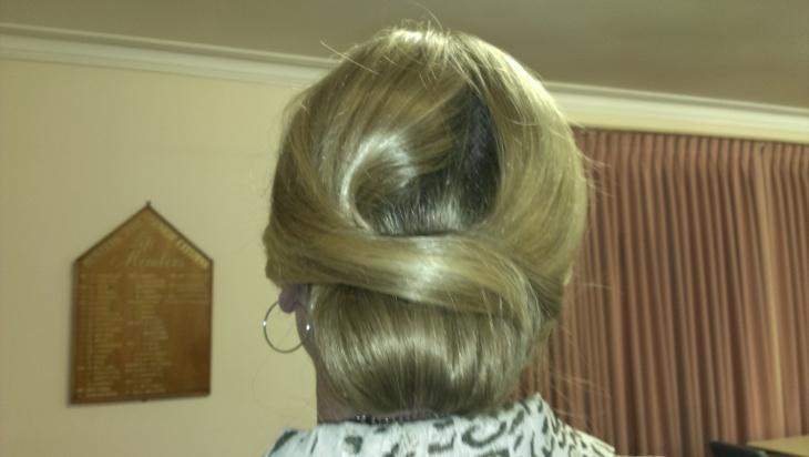 Chignon Women Hairstyle Idea