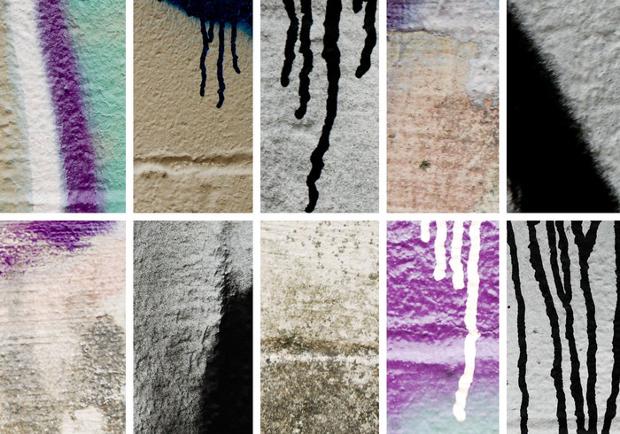 high resolution spray texture