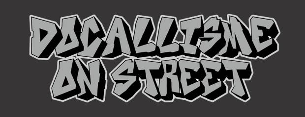 Docallisme on Street Font
