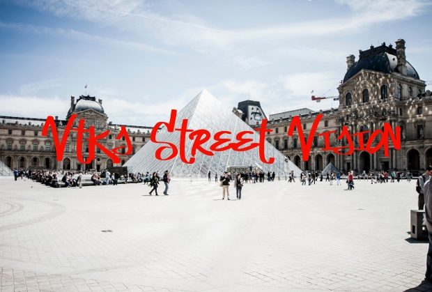 street vision font style