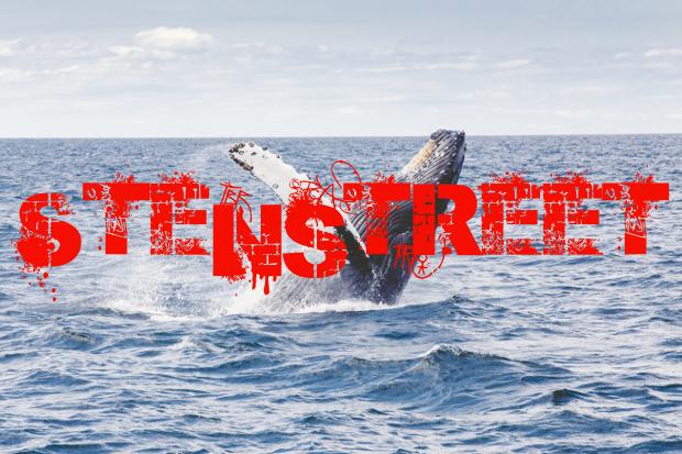free sten street font download