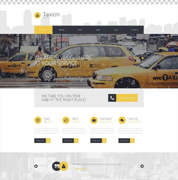 cabs transport wordpress theme3