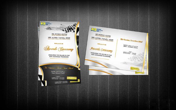 NCB Award Ceremony Invitations