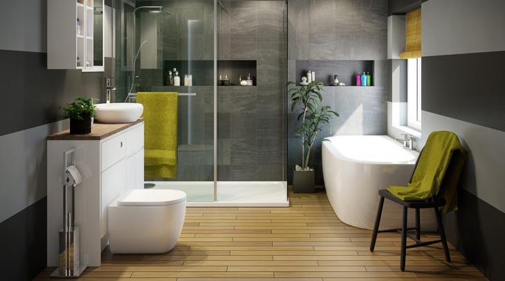 Japanese Luxury Bathroom