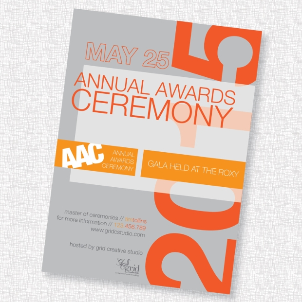 17  award ceremony invitation designs