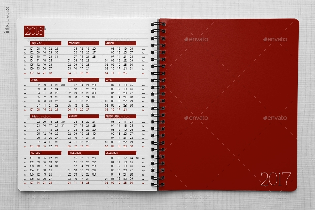 Birthday Calendar Template  Word Pdf Psd Eps Ai Eps